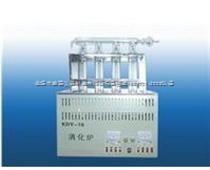可控硅调压控温井式消化炉KDY-12