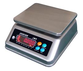 ACS10kg防水不銹鋼桌秤