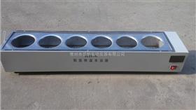 HH-6單列數顯恒溫水浴鍋