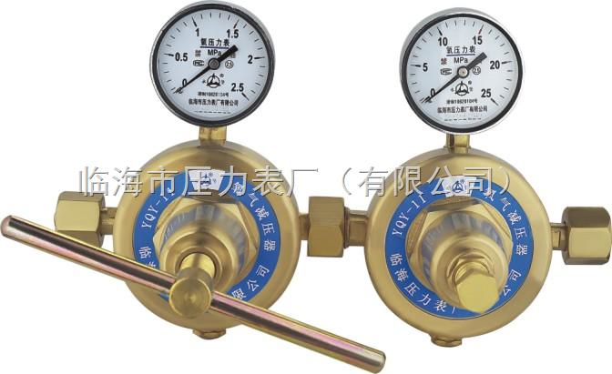 YQYG-224氧氣減壓器