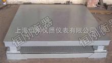 钢材缓冲自带引坡电子平台秤