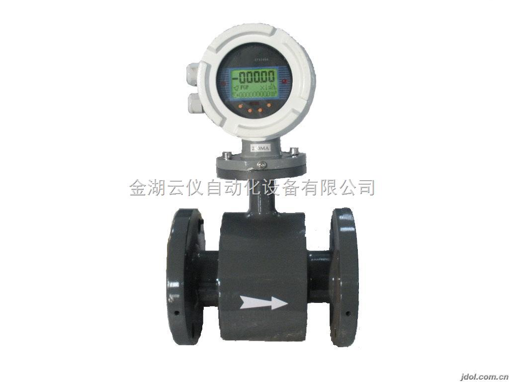 YY-LED化工污水厂流量计/污水厂流量计价格及选型
