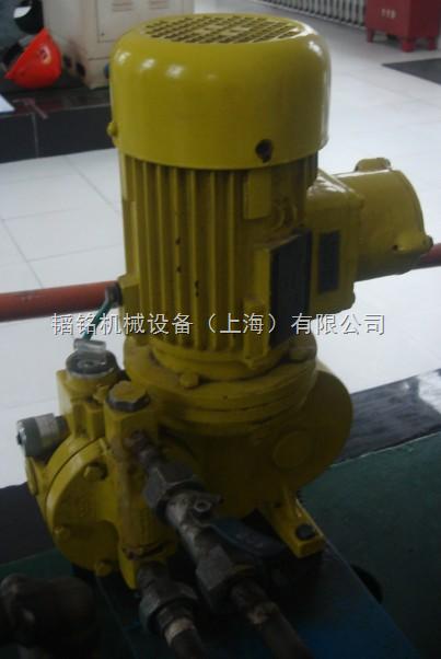 米顿罗RP011高粘度液压隔膜计量泵