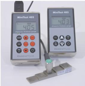MINITEST 403/405系列超声波壁厚测厚仪