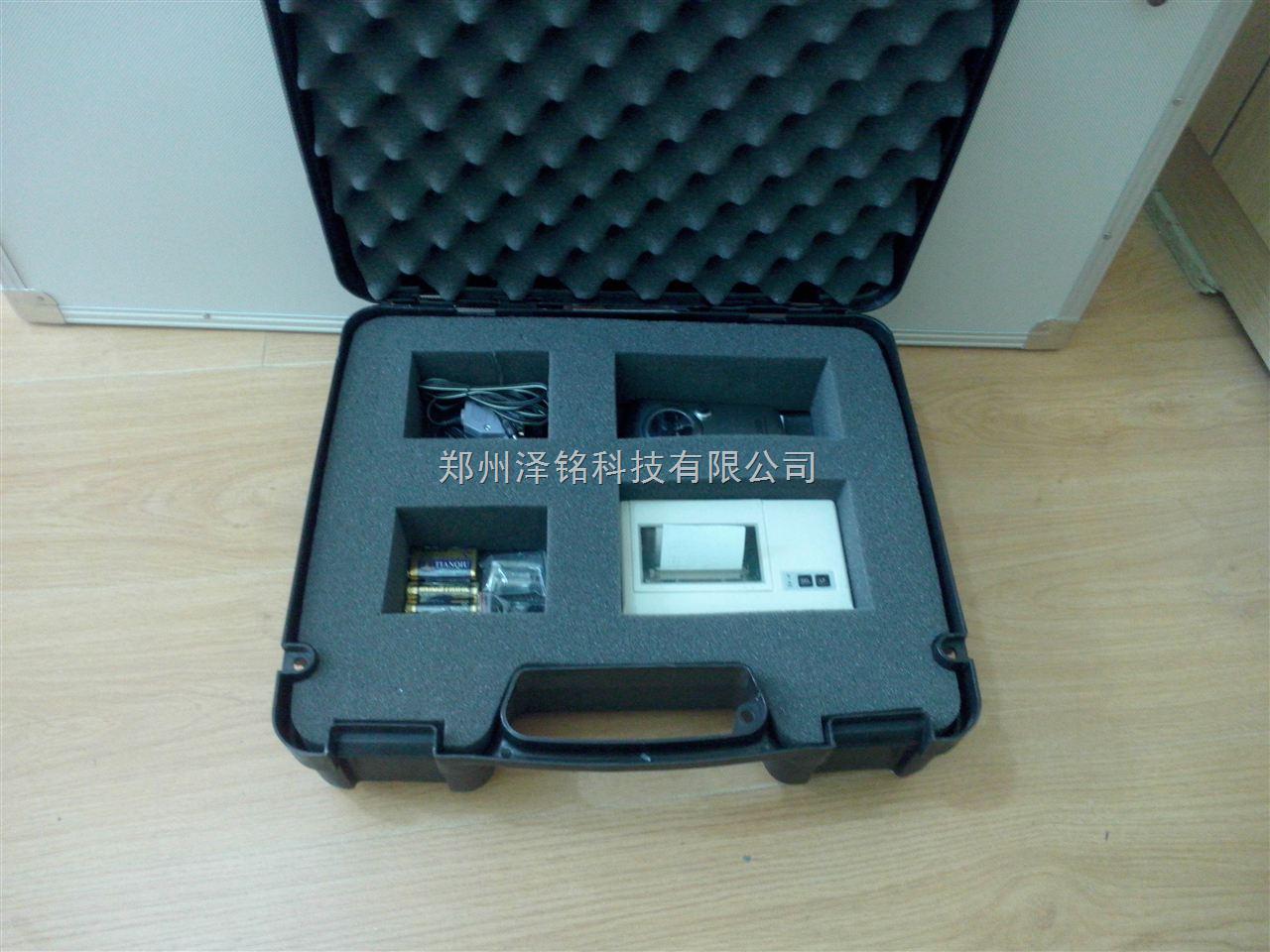 便携式打印型酒精检测仪/酒精浓度测试仪厂家