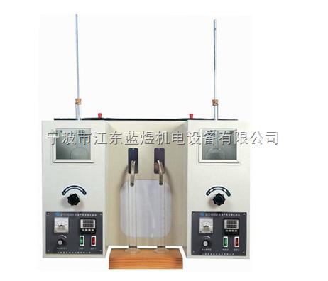 SYD-6536A型石油产品蒸馏试验器