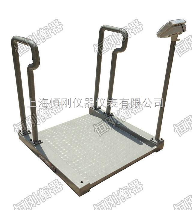 100千克碳钢轮椅体重秤,厂价直销