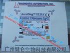 萊姆病IGM elisa檢測方法檢測試劑盒