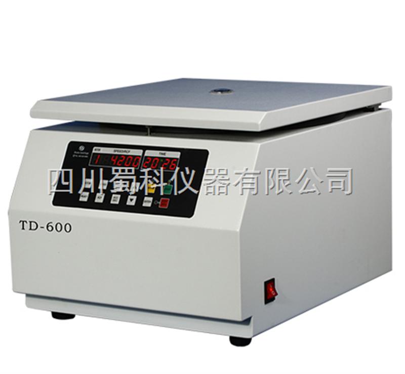 TD-600臺式低速離心機