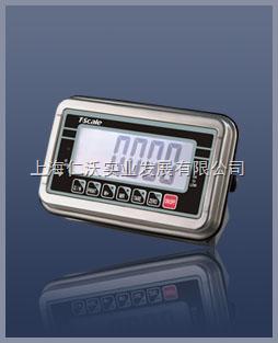 台衡精密4-20mA称重仪表 惠而邦BWS防水电子称显示器