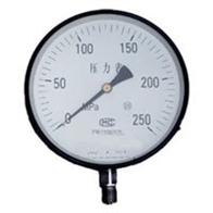 压力表,Y250,上海自动化仪表五厂