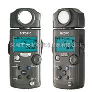 日本世光sekonic C-500R 色温表