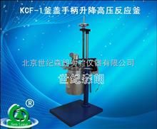 深圳供应KCF-1釜盖手柄升降高压反应釜