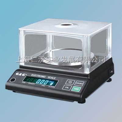 双杰JJ1000电子天平RS232电子称