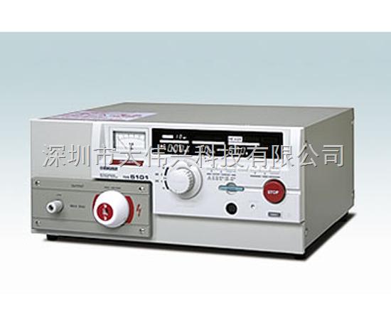 tos5300-菊水耐压测试仪tos5300-深圳市大伟兴科技