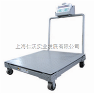 XK3190-A12E辽阳SCS-5000kg双层移动式地磅称价钱