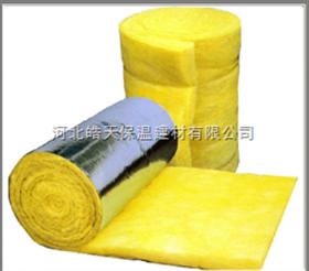 防火鋁箔玻璃棉保溫板呼市玻璃棉供應商