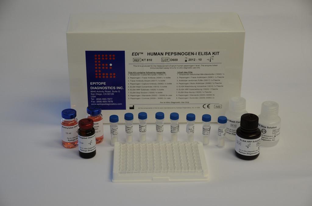 人β淀粉样蛋白1-40(Aβ1-40)检测试剂盒