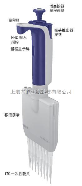 Pipet-Lite™ XLS 多道移液器