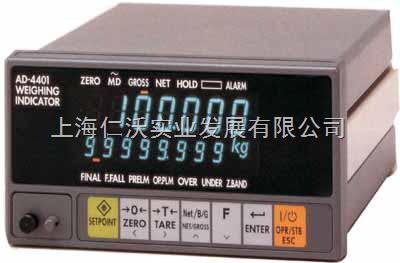 日本AND天平仪表 AD-4401罐装秤控制仪表