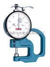 紡織布料、薄膜、紙張等物品的厚度測量計(測厚規)