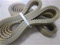 T10进口聚氨酯PU材质钢丝芯梯形齿同步带T10-560|T10-980|T10-260