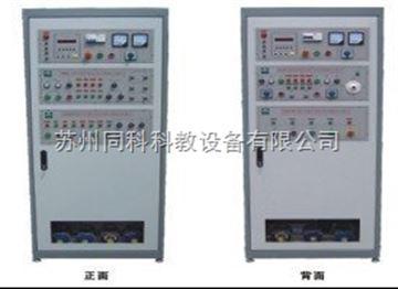TKK-760D型機床電氣技能實訓考核鑒定裝置(柜式雙面、四合一、二種機床)