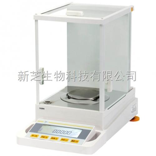 上海恒平电子天平FA2104