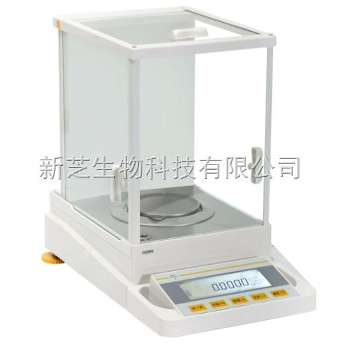 上海恒平电子天平FB124