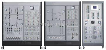 TK-305型工廠供電及配電自動化實驗裝置