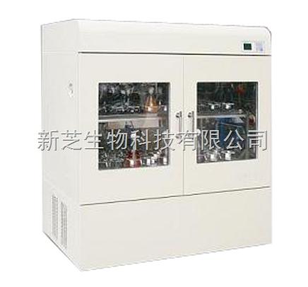 上海博迅立式双层智能精密型摇床(恒温式,带制冷)BSD-YX2400价格