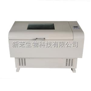 上海博迅卧式摇床(恒温恒湿带制冷)BSD-WX1350 卧式摇床大量现货促销