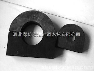 沥青防腐管道木支架