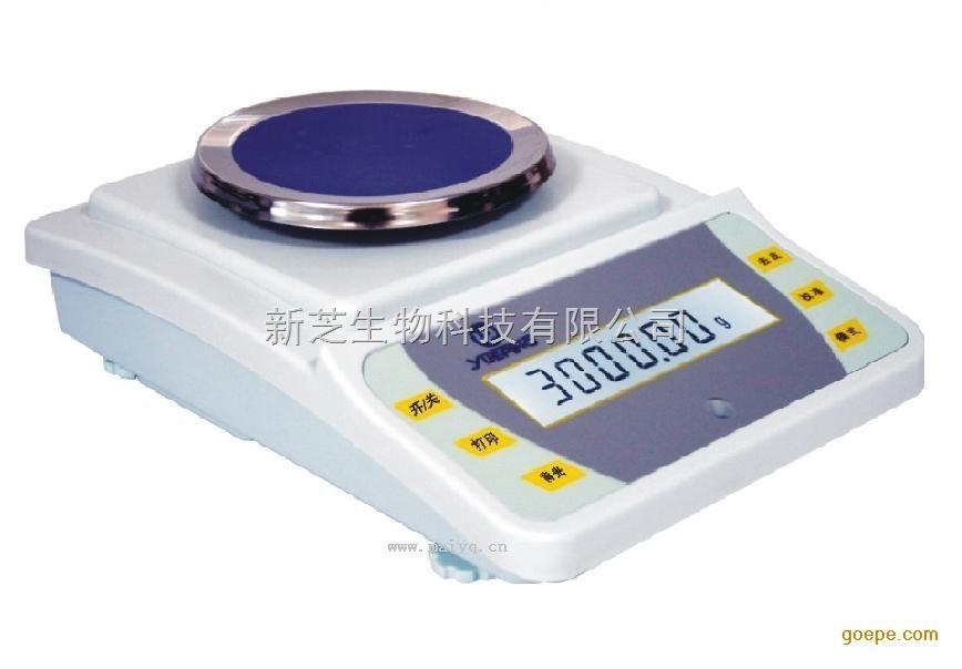 上海越平YP5001电子天平
