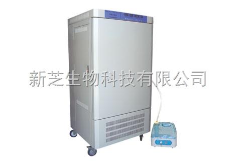 供应上海新苗产品QHX-400BSH-Ⅲ人工气候箱无氟环保型