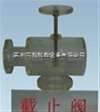 TKPS-365型苏州同科生产截止阀模型