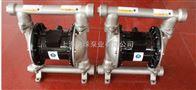 不锈钢耐腐蚀气动隔膜泵