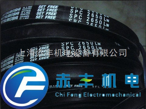 SPC2700LW进口三角带SPC2700LW高速传动带SPC2700LW空调机皮带代理商