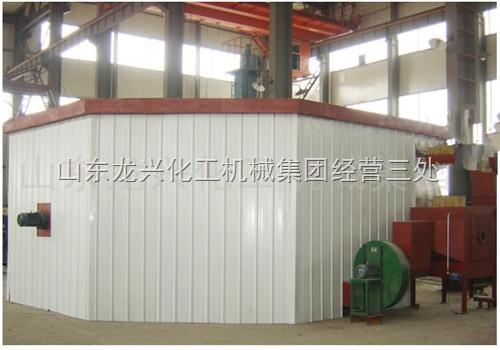 山东饲料发酵器 固态饲料发酵器