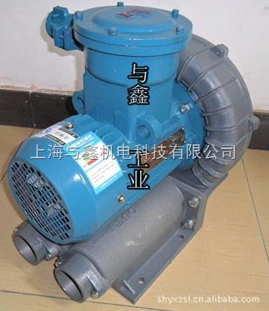 工业电压三相380V防爆风机