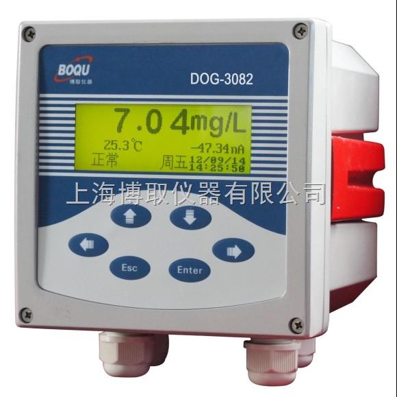 微量溶解氧测定仪DOG-3082 中文溶氧仪