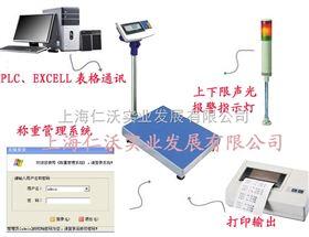 英展AWH-TW上海英展AWH-TW-50kg帶上下限報警功能的電子臺秤