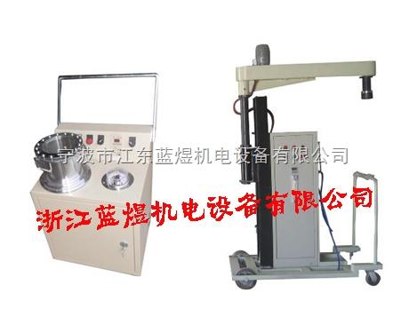 铝液精炼除气机