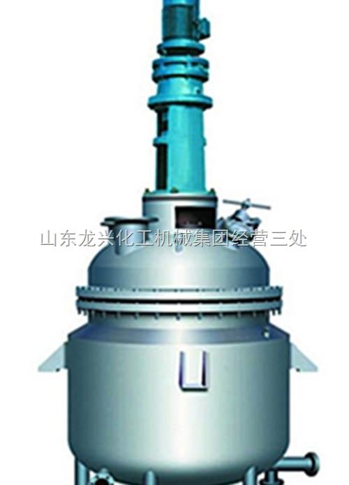 电加热反应釜特点、工作原理