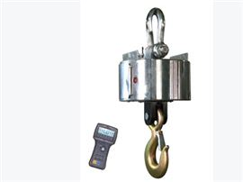 经济型无线式电子吊磅秤