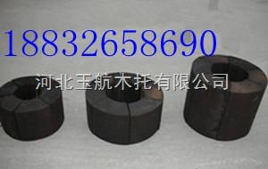 防腐红松木保冷块 隔冷块生产厂家价格