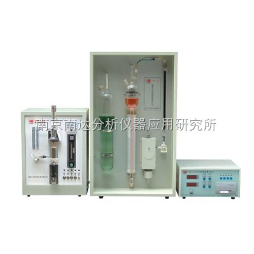 NQR-4 型全自动碳硫联测分析仪