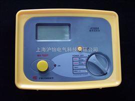 JC3200系列數字絕緣電阻表