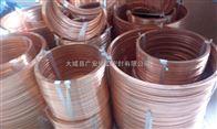 大规格铜垫片 紫铜垫片 黄铜垫片 铜垫圈