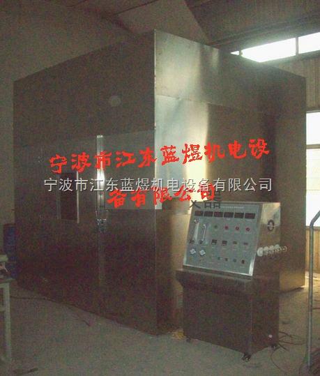 电缆和光缆线路完整性燃烧试验机